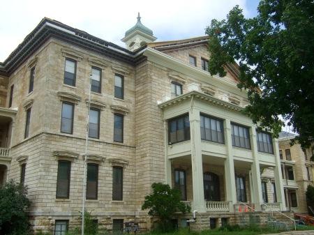 Mary Ingalls School Site