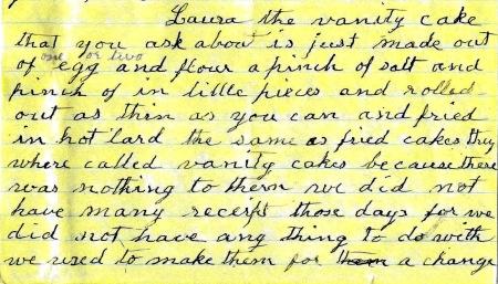(Excerpt; original letter in the Herbert Hoover Presidential Library)