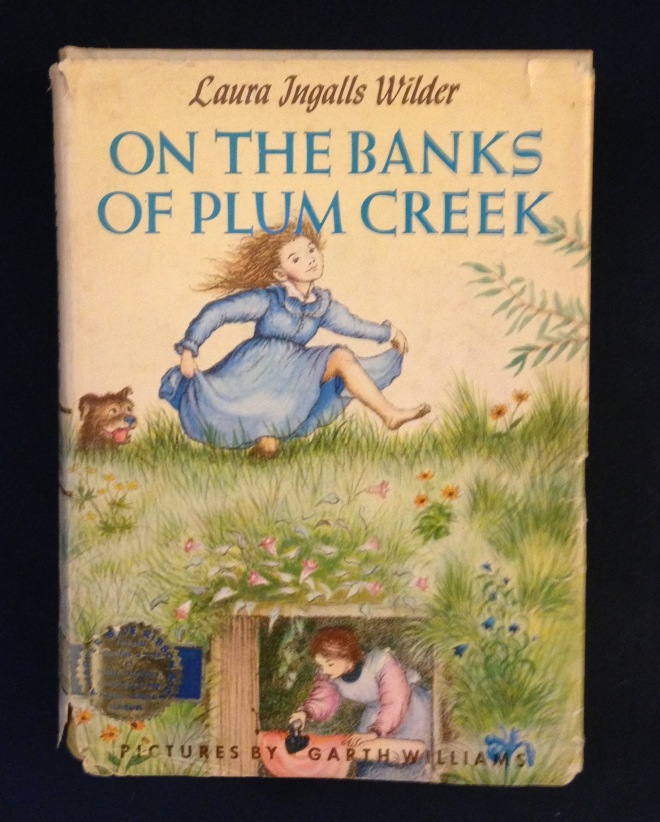 On The Banks Of Plum Creek On The Banks Of...