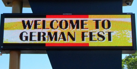 Welcome to German Fest