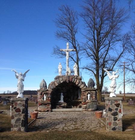 #27 - St. Francis & St. Mary Parish cemetery