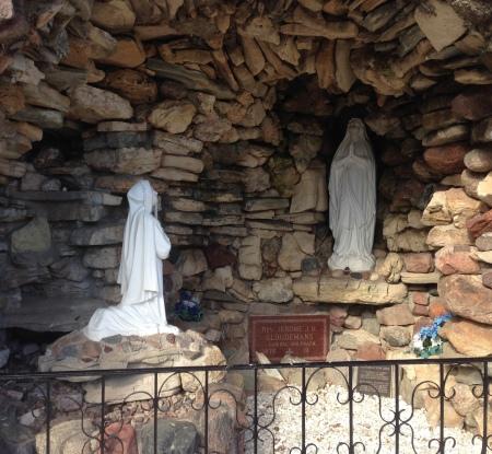 St. Francis & St. Mary Parish cemetery