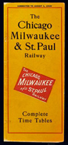 MilwaukeeRailroad1920TimeTableCover100x211w