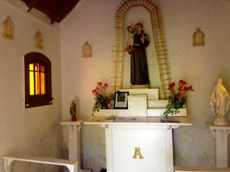 Le Mieux Chapel, UWGB